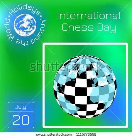 ♚ अंतर्राष्ट्रीय चैस दिवस - alinave International Chess Day Maut Junc shutter July 20 www . shutterstock . com . 1115773559 - ShareChat