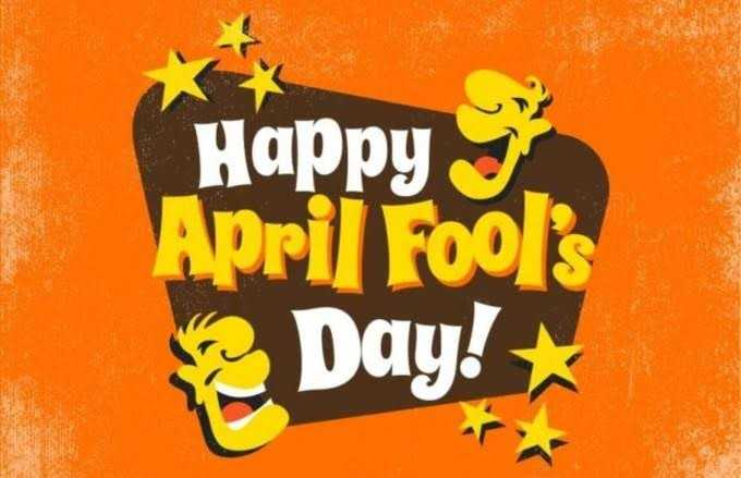 अप्रैल फूल - Happy . April Fools Day ! - ShareChat