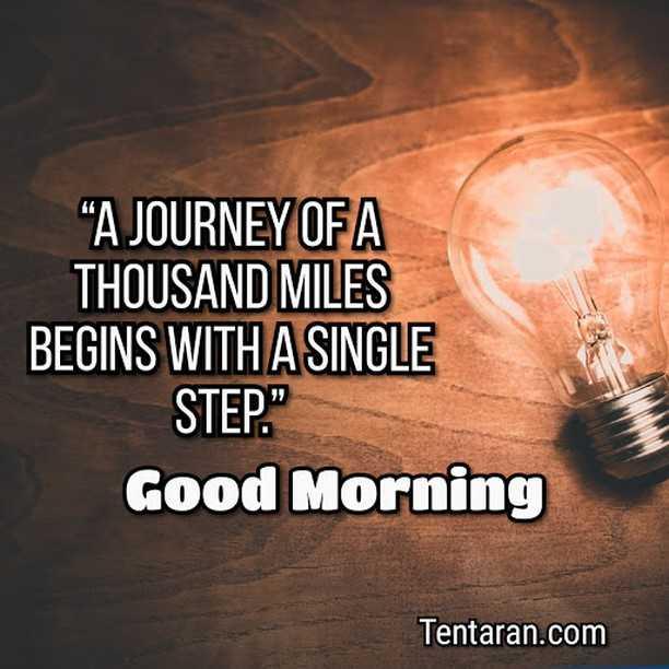 "🔯आज का राशिफल / पंचांग ☀️ - "" A JOURNEY OF A THOUSAND MILES BEGINS WITH A SINGLE STEP . Good Morning Tentaran . com - ShareChat"