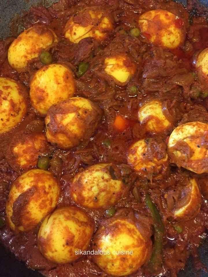 🍲आज खाने में क्या है? - sikandalous cuisine - ShareChat
