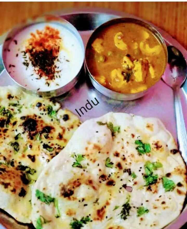 🍲आज खाने में क्या है? - Indu - ShareChat