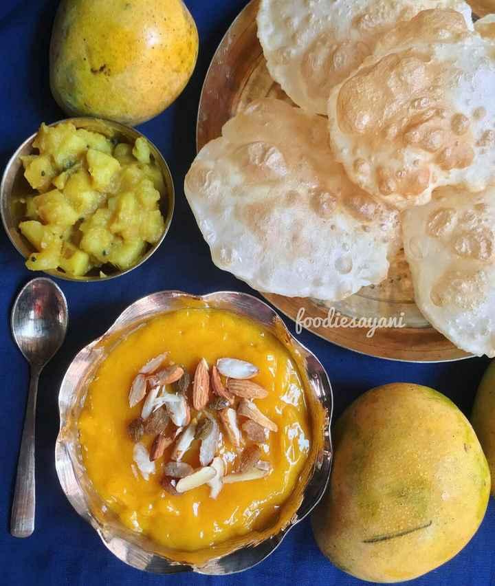 🍲आज खाने में क्या है? - foodiesayani - ShareChat
