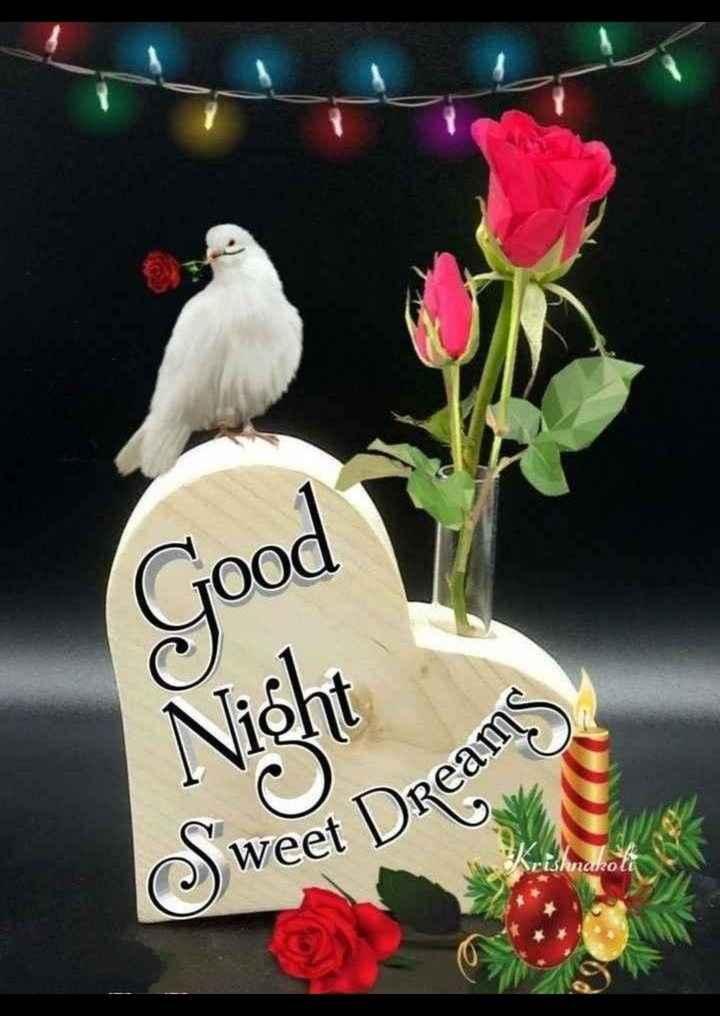 🖼 आर्ट और पेंटिंग्स - Good Night © weet Dreams ishnakol - ShareChat