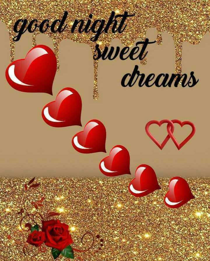 🖼 आर्ट और पेंटिंग्स - good night sweet dreams - ShareChat