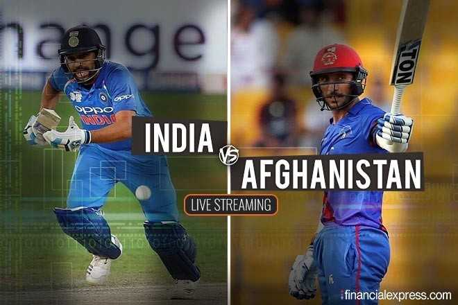 🏆 इंडिया 🇮🇳 vs अफगानिस्तान 🇦🇫 - hage TON opp орро INDIA , AFGHANISTAN OG 11 LIVE STREAMING FOTO101010 financialexpress . com - ShareChat
