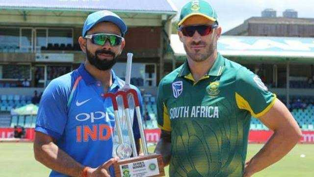 🏏 इंडिया vs साउथ अफ्रीका 2nd T20 - SOUTH AFRICA OPEN INDY - ShareChat