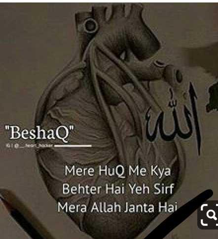 🤲 इबादत - BeshaQ Mere HuQ Me Kya Behter Hai Yeh Sirf Mera Allah Janta Hai - ShareChat