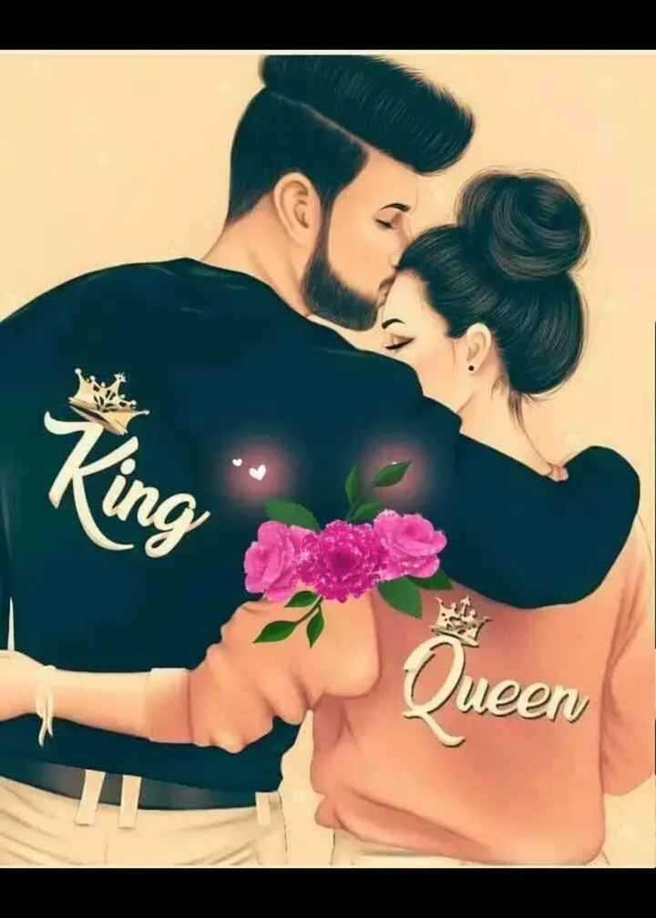 💞  इश्क़-मोहब्बत - King Oween Queen - ShareChat