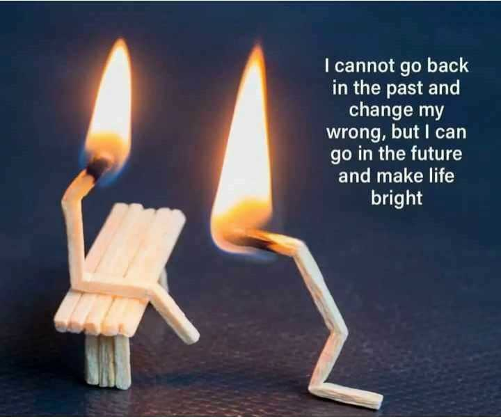 📖एग्जाम मोटिवेशन - I cannot go back in the past and change my wrong , but I can go in the future and make life bright - ShareChat