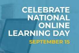💻 ऑनलाइन लर्निंग डे - CELEBRATE NATIONAL ONLINE LEARNING DAY SEPTEMBER 15 - ShareChat