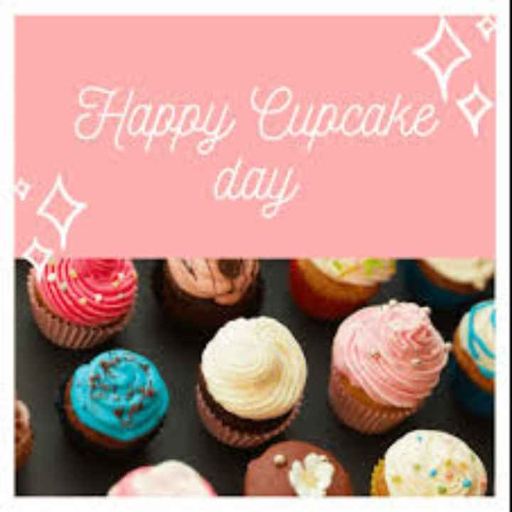 🧁 कप केक डे - ShareChat