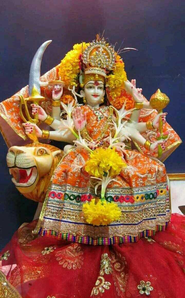 🙏कल से नवरात्रि - 2 . - ShareChat