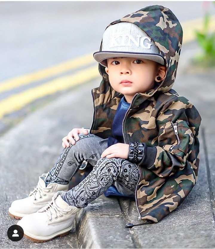 👼किड्स फॅशन - ShareChat