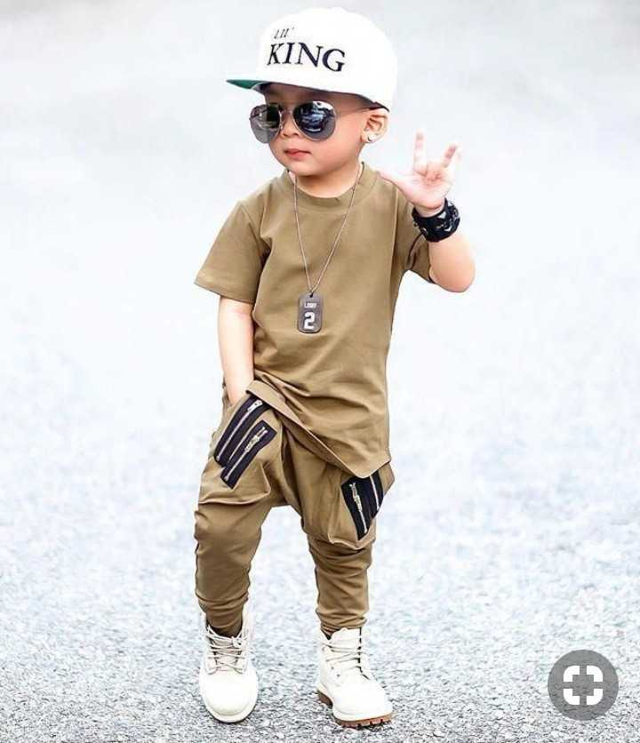 👼किड्स फॅशन - Z ! KING - ShareChat