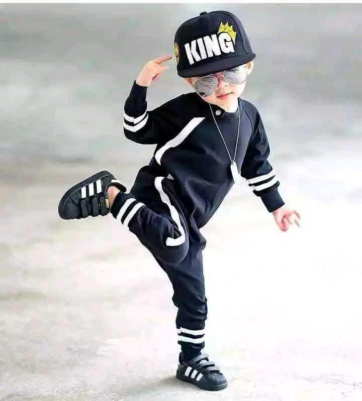 🌝 किड्स फोटो - KING - ShareChat