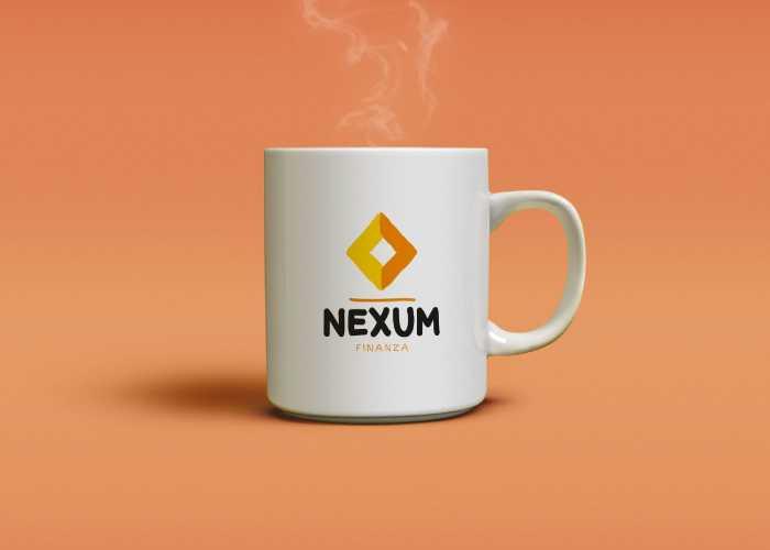 ☕ कॉफ़ी मग डिज़ाइन - NEXUM FINANZA - ShareChat
