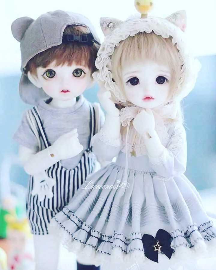 🤗 क्यूट डॉल और खिलौने - ادا - ShareChat