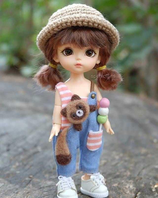 🤗क्यूट डॉल और खिलौने - spenicilins - ShareChat