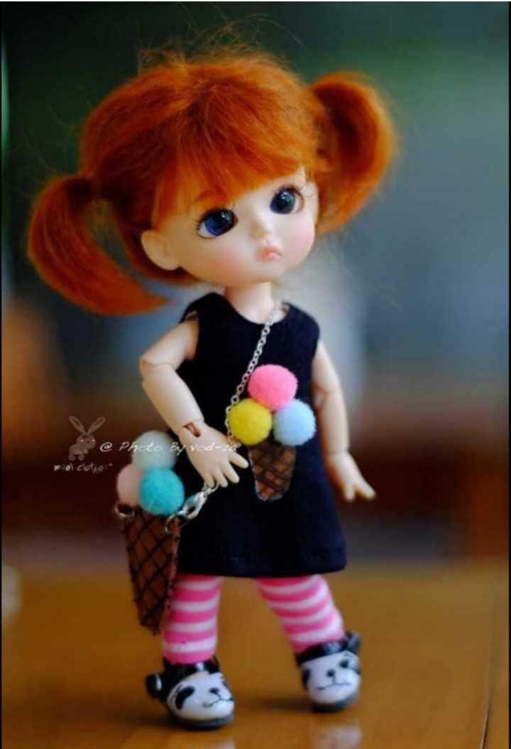 🤗 क्यूट डॉल और खिलौने - @ Photo By vod - 4 - ShareChat