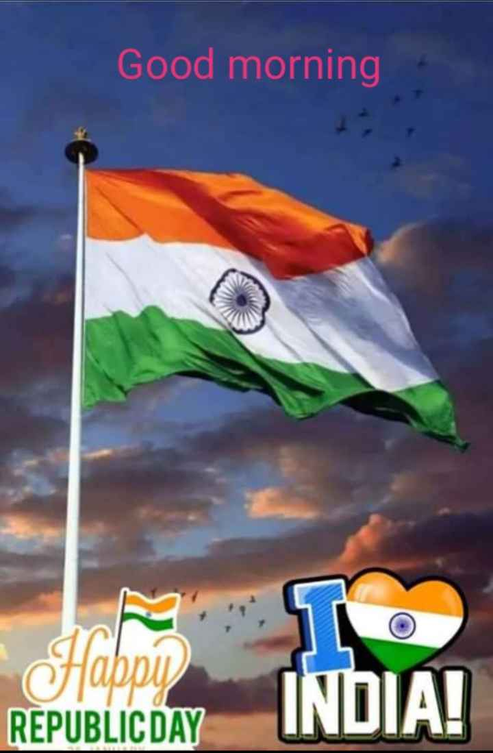 🙏गणतंत्र दिवस की शुभकामनाएं - Good morning Habpu REPUBLIC DAY INDIA ! - ShareChat