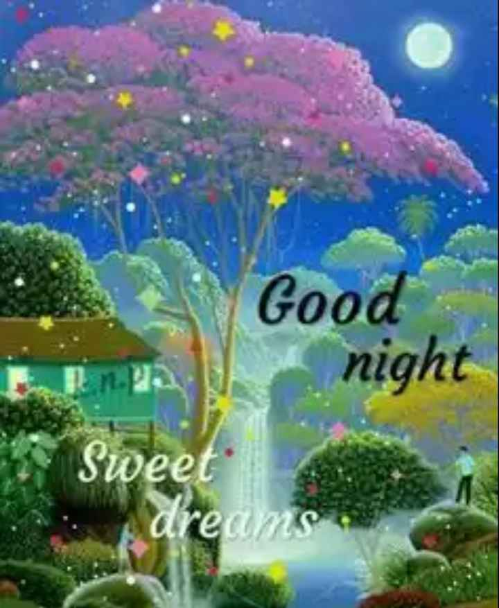 🌙 गुड नाईट - Good na night Sweet dreams - ShareChat