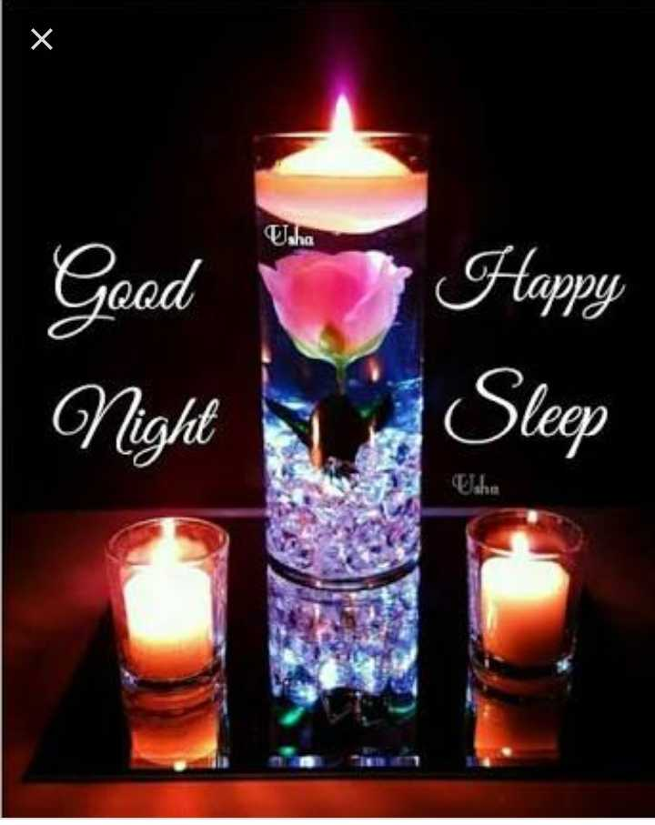 🌙 गुड नाईट - Usha Happy Good Night Sleep Ushu - ShareChat