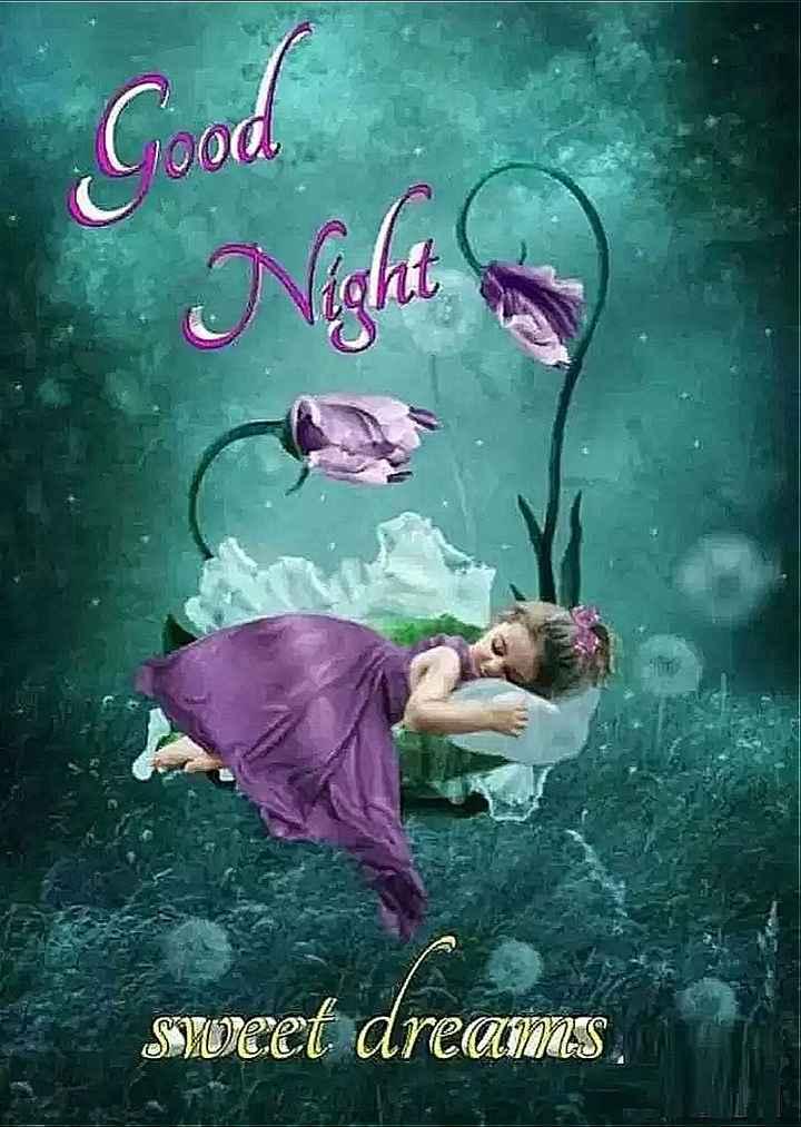 🌙 गुड नाईट - Good Night Syueet dreams - ShareChat