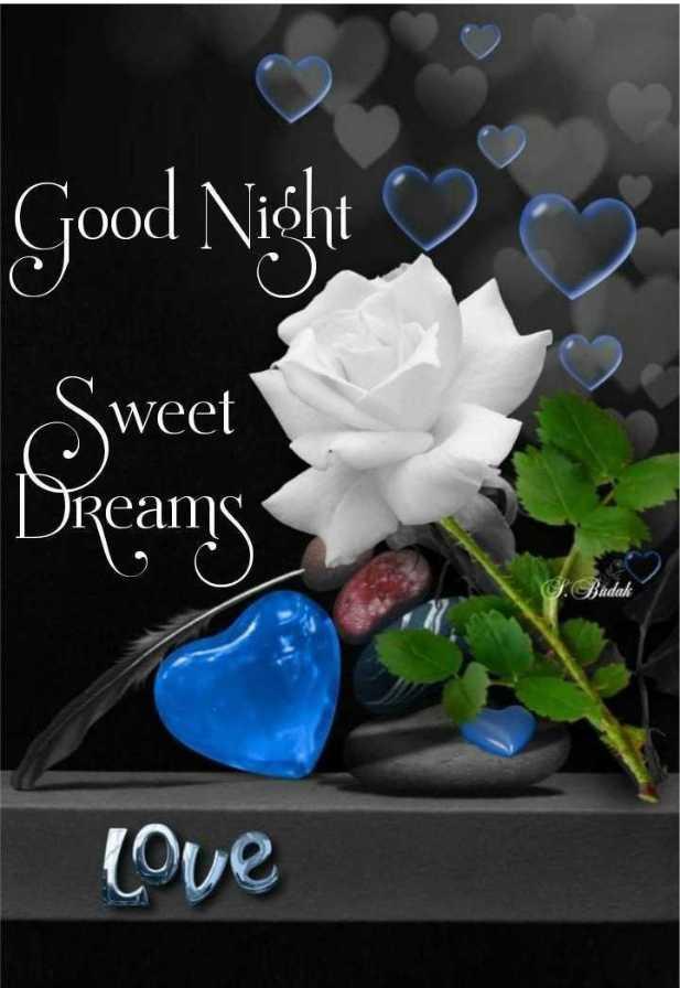 🌙 गुड नाईट - Good Night Sweet Dreams love - ShareChat
