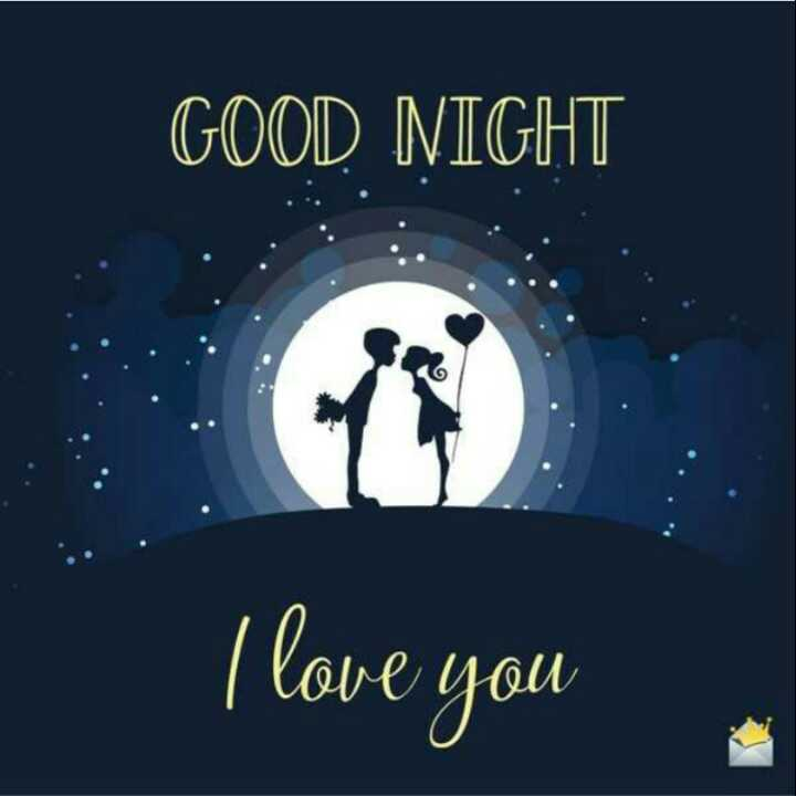 🌙 गुड नाईट - GOOD NIGHT I love you - ShareChat