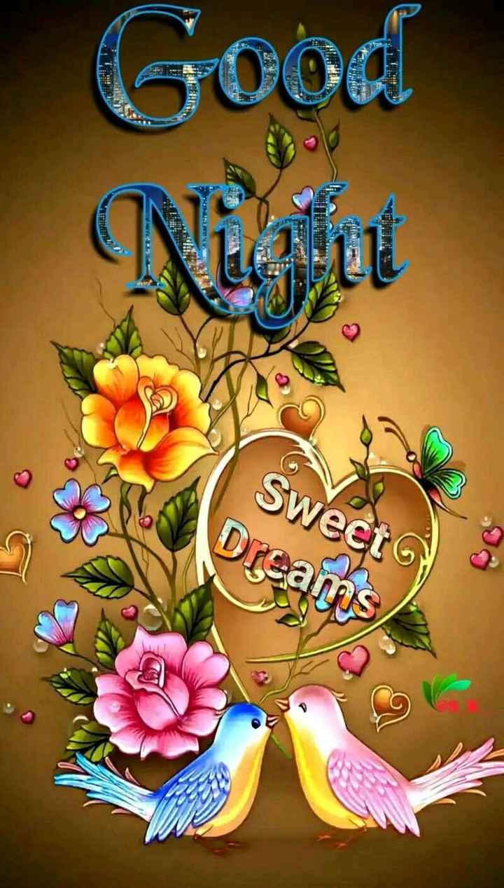 #👍गुड #🌙नाईट - Good min Sweet . - ShareChat