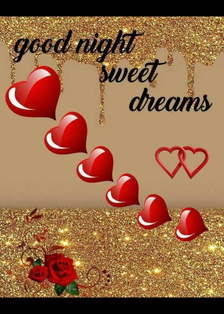 🌙 गुड नाईट - good night Sweet dreams Rao - ShareChat