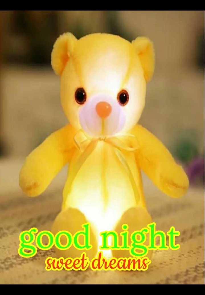 🌙 गुड नाईट - good night sweet dreams - ShareChat