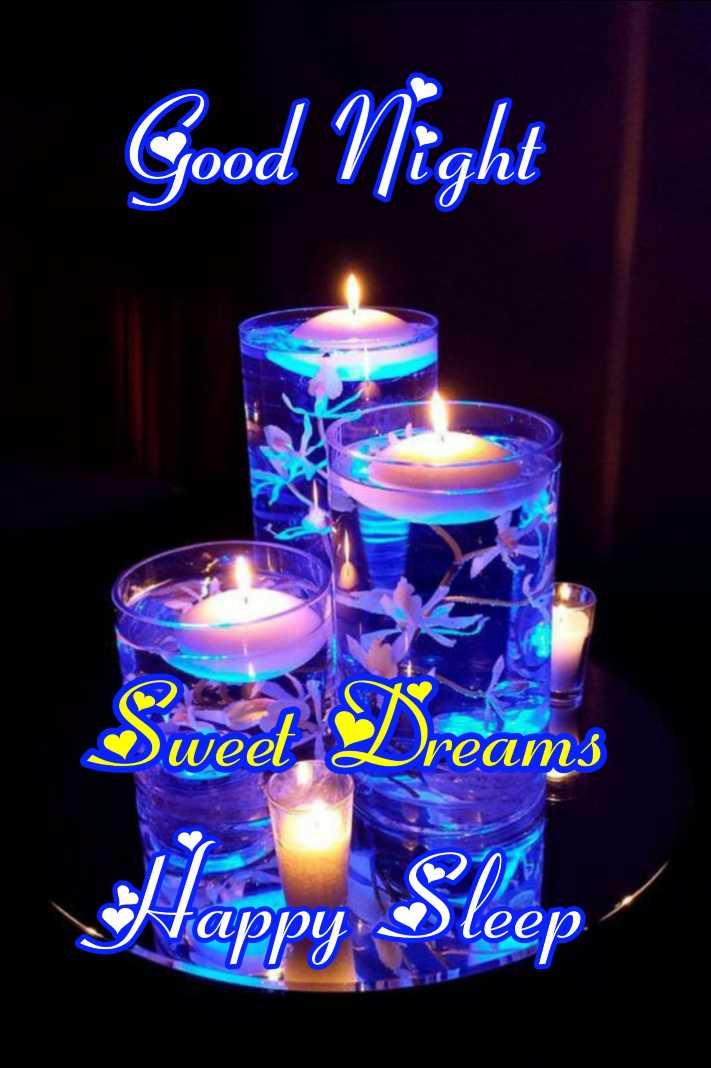 🌙 गुड नाईट - Good Night we Dreams Happy - Sleep - ShareChat