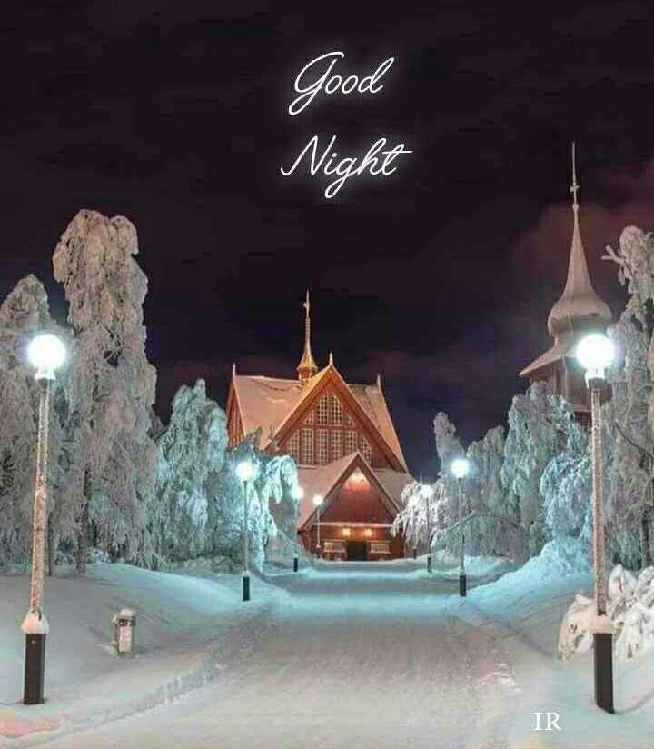 🌙 गुड नाईट - Good Night IR - ShareChat