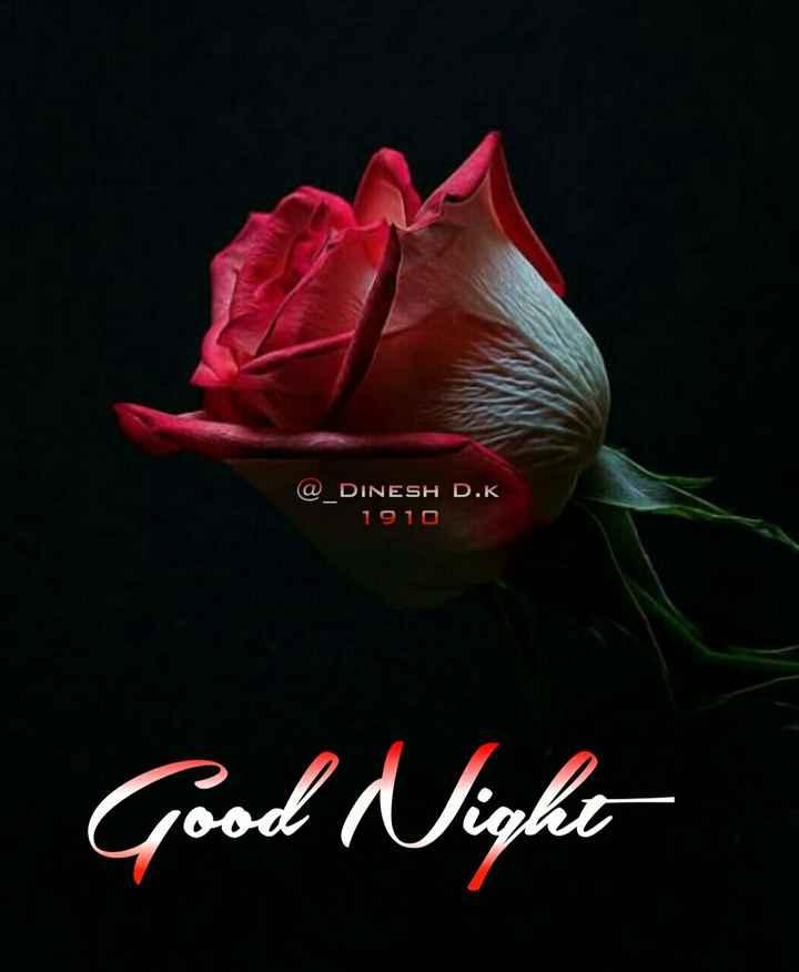 🌙 गुड नाईट - @ _ DINESH D . K 1910 Good Night - ShareChat