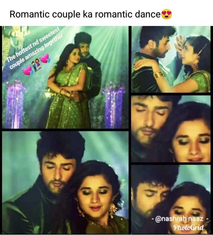 गुड्डन - तुमसे ना हो पायेगा - Romantic couple ka romantic dances The hottest nd sweetest couple amazing together - @ nashrah naaz PhotoGrid - ShareChat