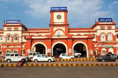 🌇 गोरखपुर सिटी - गोरखपुर जंक्शन GORAKHPUR JE - ShareChat