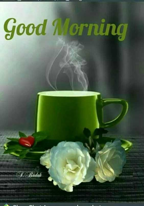 🗂ग्रीटिंग कार्ड - Good Morning Badak - ShareChat