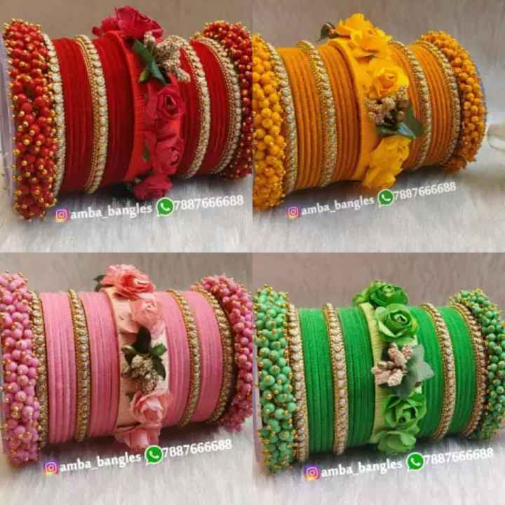 💎चूड़ियाँ-ईयररिंग्स - amba _ bangles 7887666688 @ amba _ bangles7887666688 amba _ bangles7887666688 7887666688 @ amba _ bangles - ShareChat