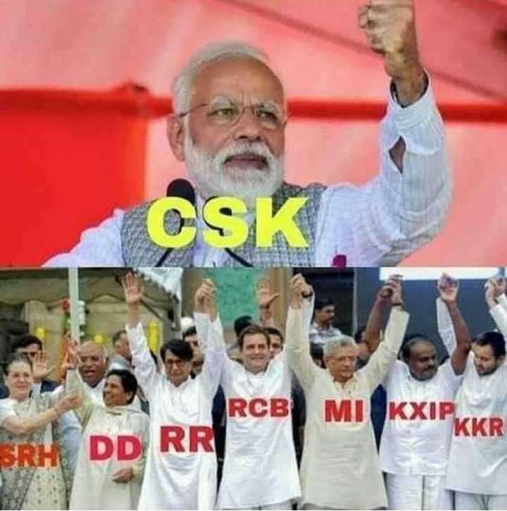 💛 चेन्नई सुपर किंग्स - CSK RGB M EXIP , KKR DD . RR BRE - ShareChat