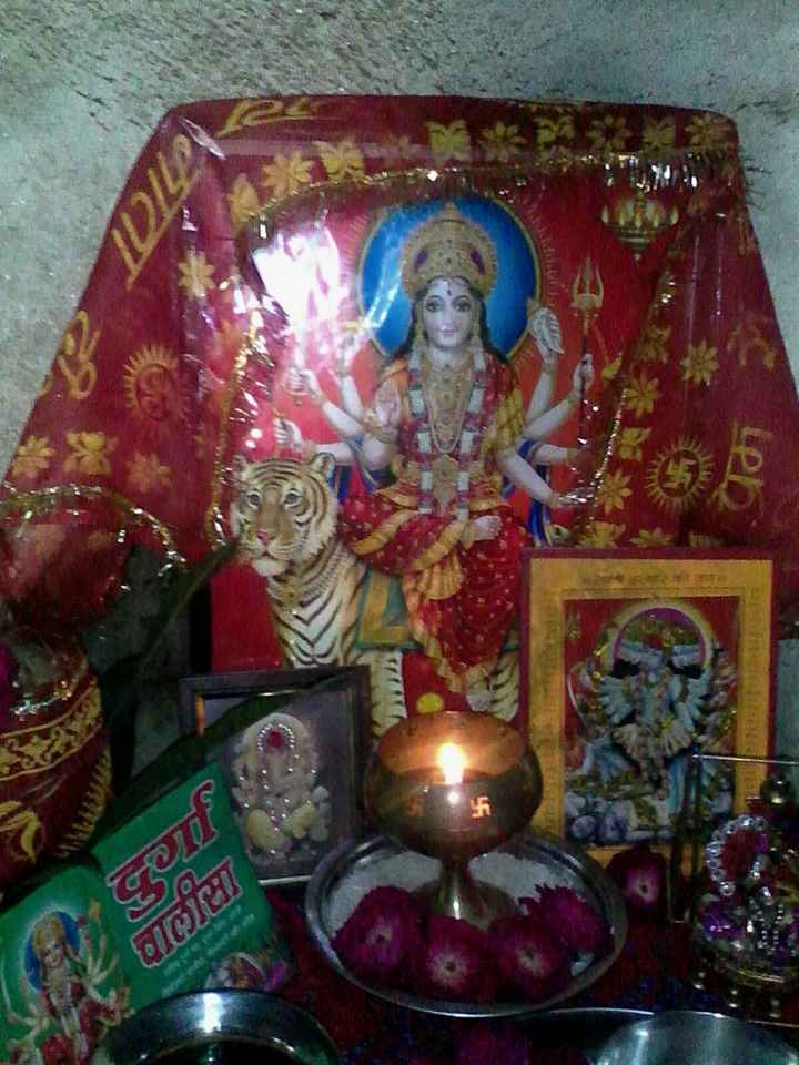 🙏चैत्र नवरात्रि - ShareChat