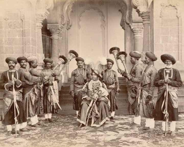 💐छत्रपती शाहु महाराज जयंती - ShareChat