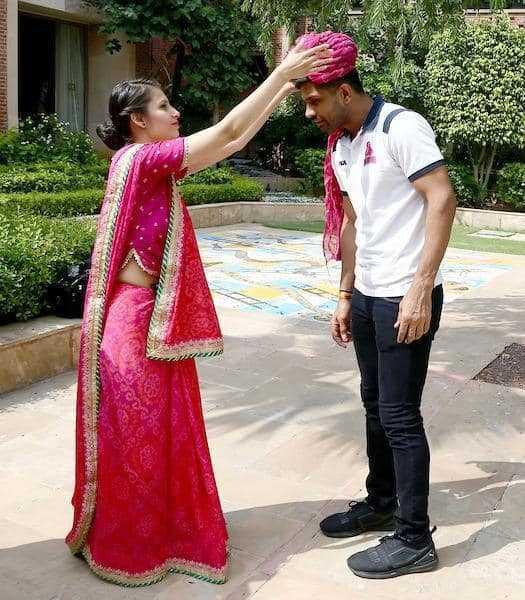 🐯 जयपुर पिंक पैंथर्स - TANTE - ShareChat