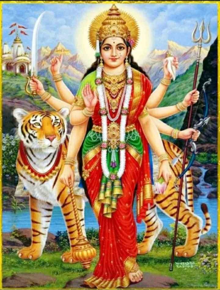 🌺जय माँ दुर्गा 🙏 - ShareChat