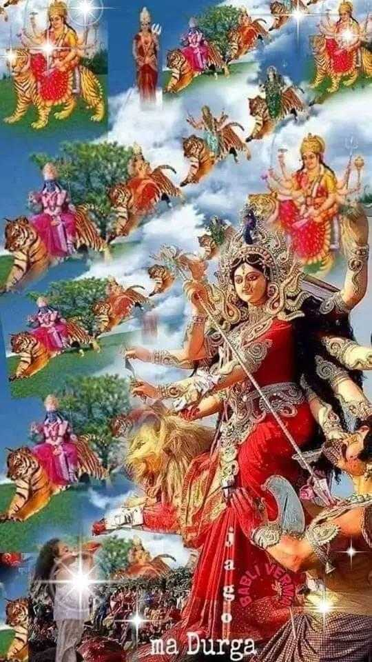 🙏जय माता दी🙏 - SAB ma Durga - ShareChat