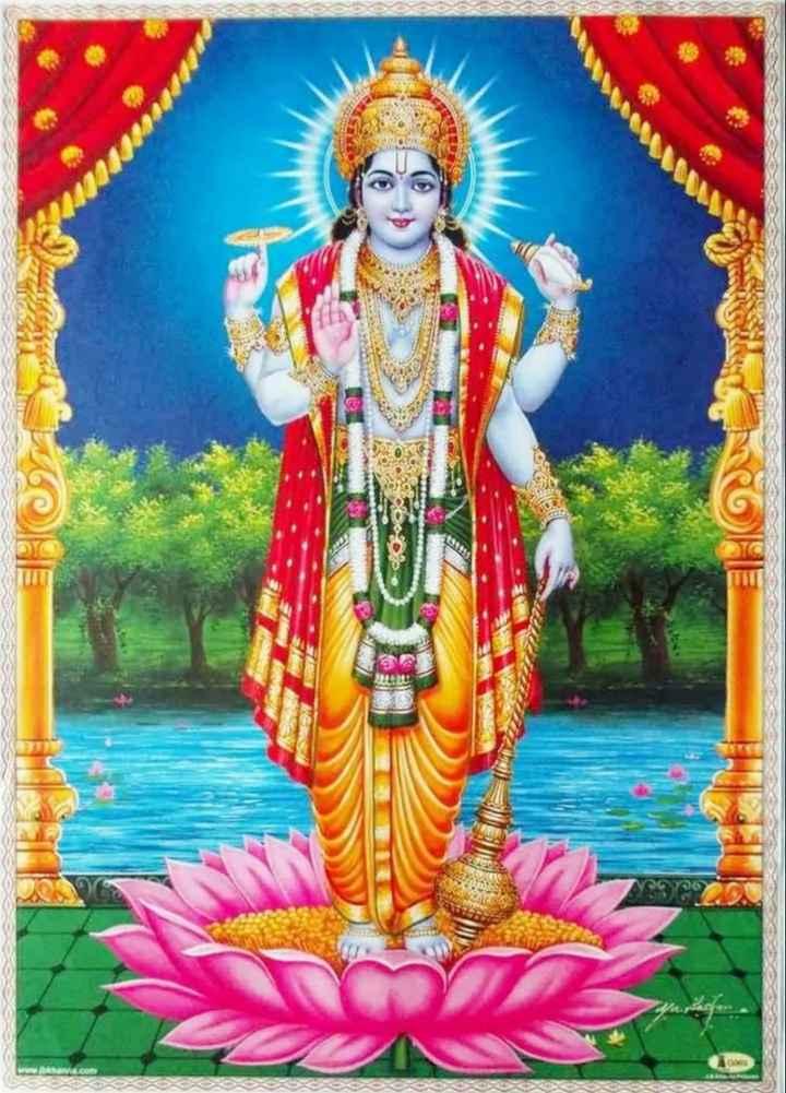 जय विष्णु भगवान - ShareChat