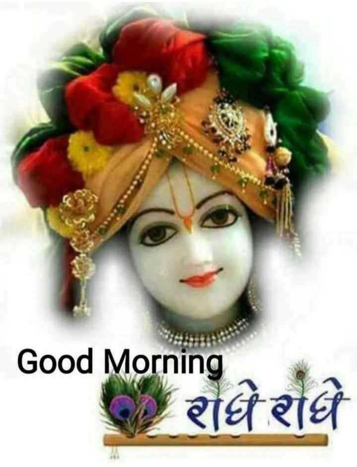 🌸 जय श्री कृष्ण - Good Morning राधे राधे - ShareChat