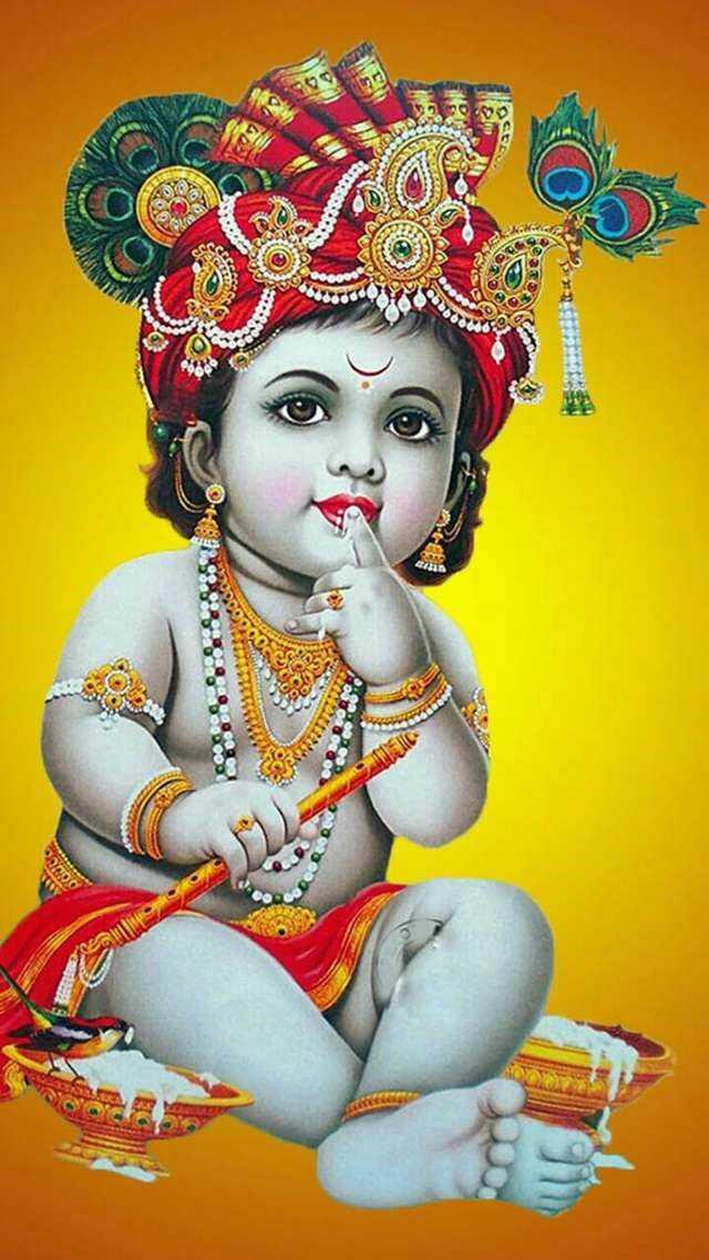 🌼 जय श्री कृष्ण 🌼 - attra - ShareChat