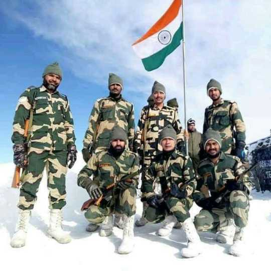 जय हिंद इंडियन आर्मी - ShareChat