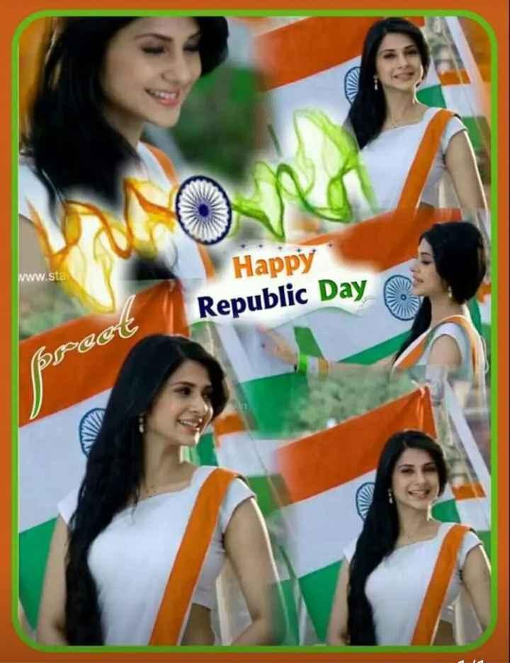 👸जेनिफर विंगेट: बेहद 2🔥 - Happy www . sta Republic Day cact - ShareChat
